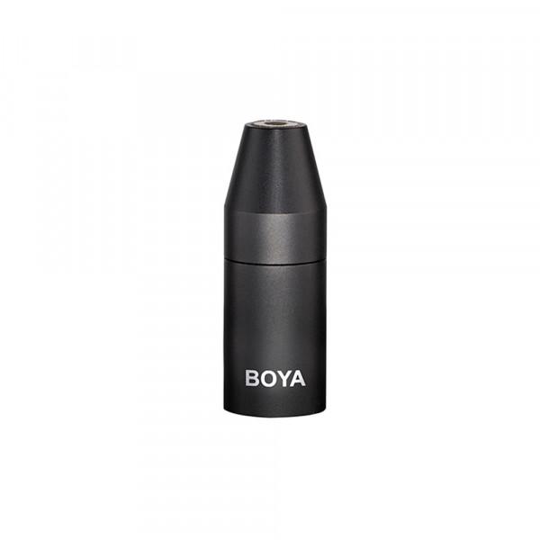 BOYA 35C-XLR TRS to XLR adapter