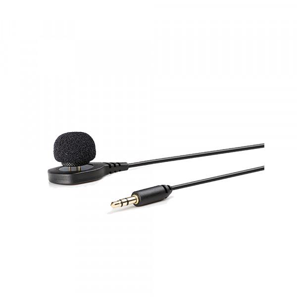 BOYA BY-HLM1 clip-on microfoon voor DSLR en Camcorders