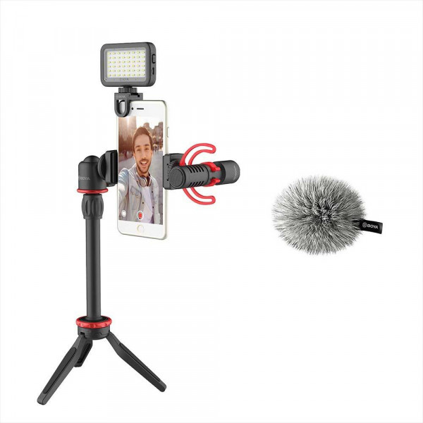 BOYA Smartphone Video Set BY-VG350
