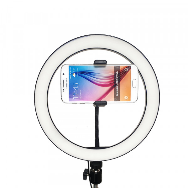 EM-RL1 Dual-Color LED Ringlamp met/zonder statief