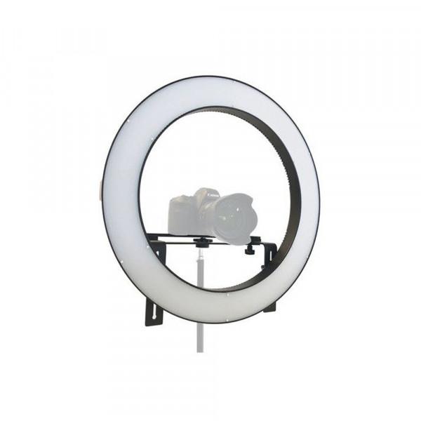 Falcon Eyes Wi-Fi Bi-Color LED Ringlamp DVR-160TW - dimbaar