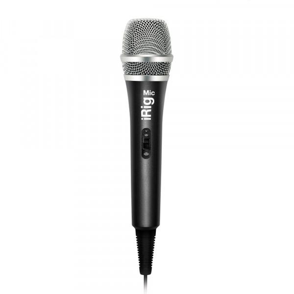 IK iRig Mic, microfoon voor smartphone/tablet