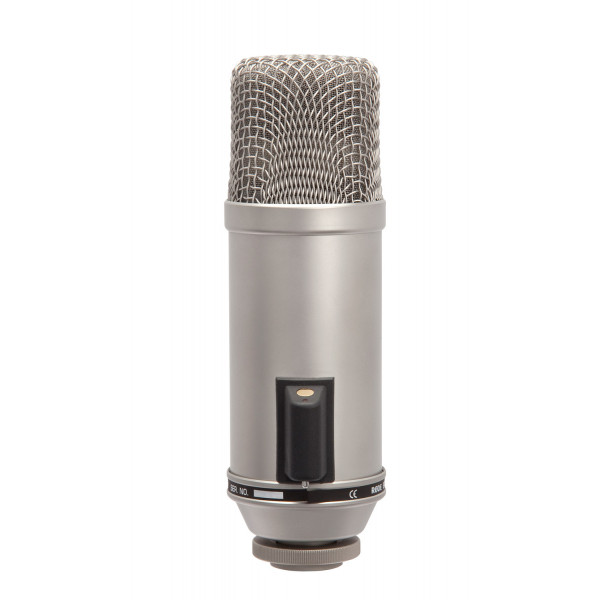 RODE broadcaster condensator mic