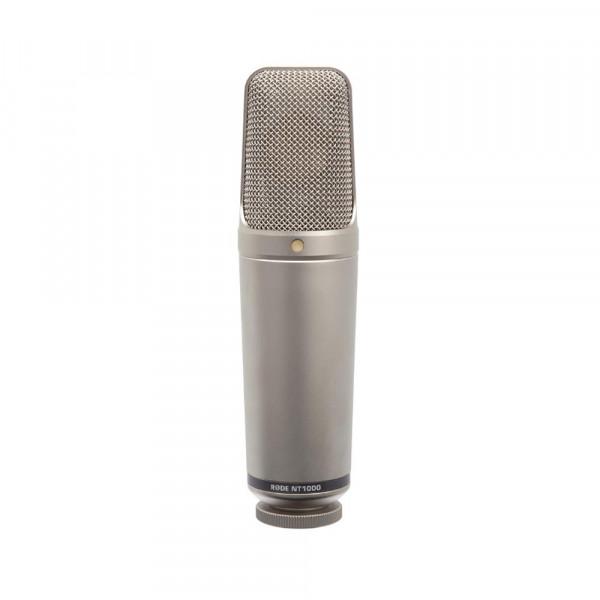 RODE NT1000 condensator studio microfoon