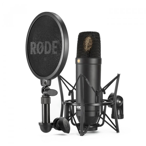 RODE NT1 Condensatormicrofoon Kit