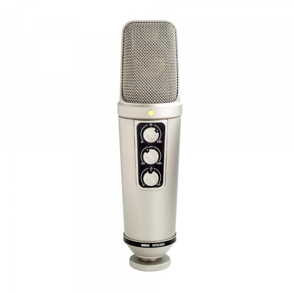 RODE NT2000 mic. incl. SM2