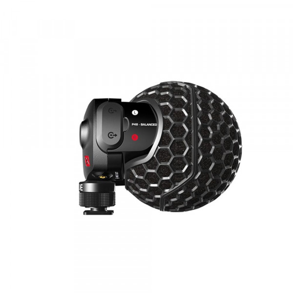 RODE Stereo Videomic X compacte videomicrofoon