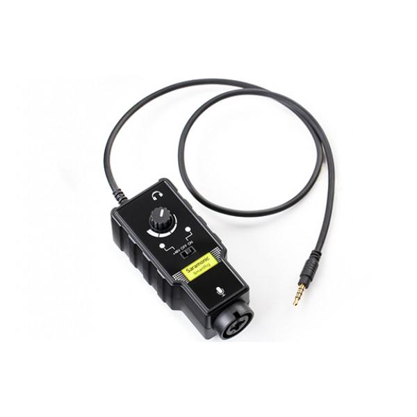 Saramonic mic nadapter SmartRig II (iOS + Android)