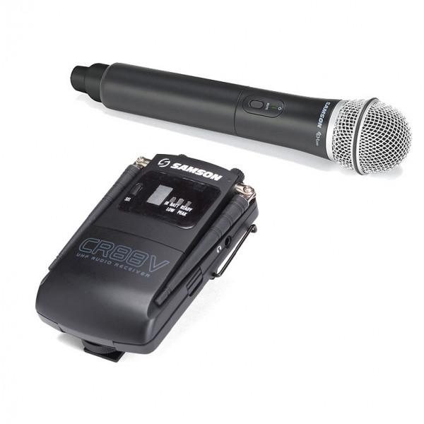 Samson Concert 88 handheld Q8