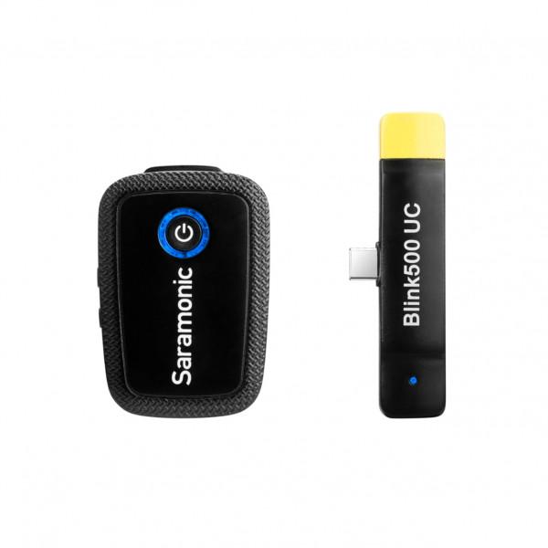 Saramonic Blink 500 B5 draadloos lavalier microfoonsysteem
