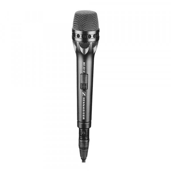 Sennheiser MD431 II zangmicrofoon