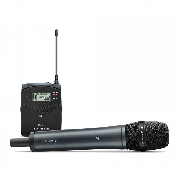 Sennheiser EW135p G4-A ENG draadloze cameraset