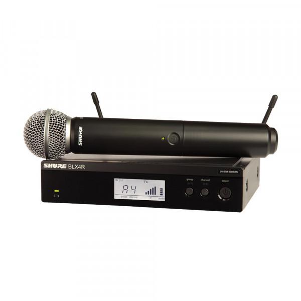 Shure BLX24R/SM58 K14 (614-638 MHz) handheld draadloos