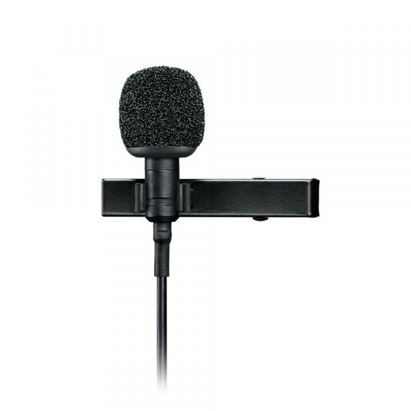 Shure MOTIV MVL Lavalier microfoon voor smartphone/tablet