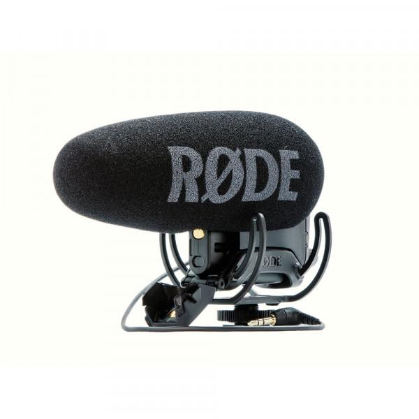 RODE VideoMic Pro+ on-camera shotgun microfoon