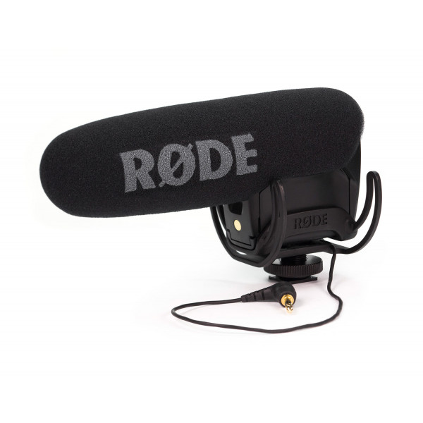 RODE VideoMic Pro: on-camera shotgun microfoon