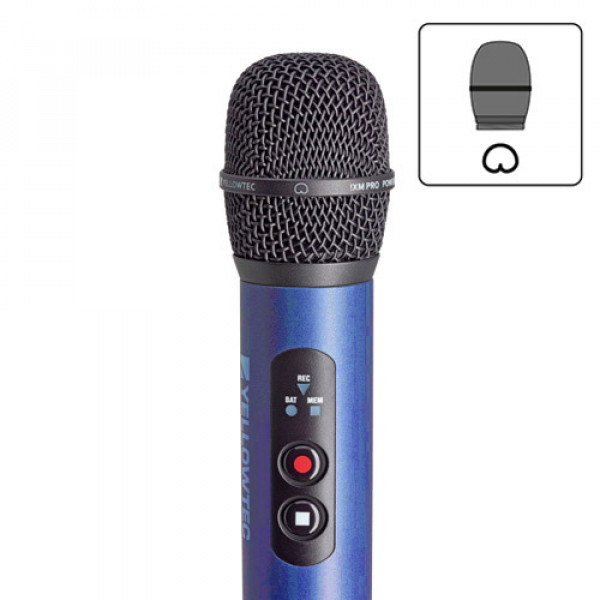 Yellowtec iXm YT5080 Podcaster met Yellowtec PRO Cardioid microfoonkop