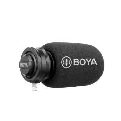 BOYA BY-DM200 Digitale Shotgun Microfoon voor iOS