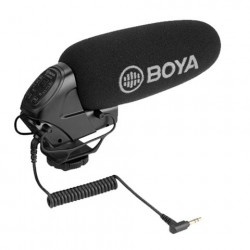 BOYA BY-BM3032 Video Camera Shotgun Richtmicrofoon
