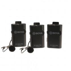 BOYA BY-WM4 Pro-K2 Duo Lavalier Microfoon Draadloos