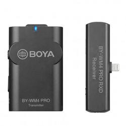 BOYA BY-WM4 Pro-K3 Duo Lavalier Microfoon Draadloos (iOS)