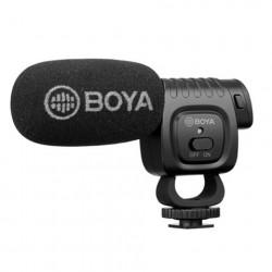 BOYA BY-BM3011 Compacte Shotgun Richtmicrofoon