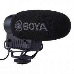 BOYA BY-BM3051S condensator shotgun richtmicrofoon