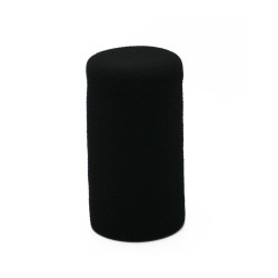 FC2500 zwart geflockt