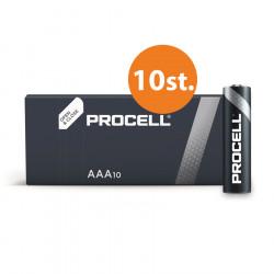 Duracell Procell AAA batterij (10st.)