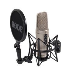 RODE NT2-A condensator studio microfoon