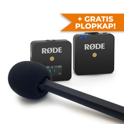 OP=OP! RODE Wireless GO + Interview GO + GRATIS plopkap