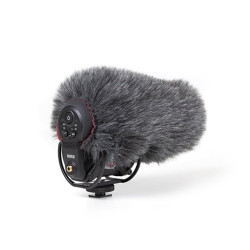 Rycote mini windjammer voor RODE VideoMic Pro+