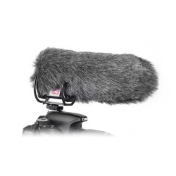 Rycote mini windjammer voor RODE VideoMic Pro
