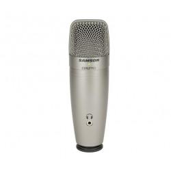 Samson C01U Pro USB grootmembraan studio microfoon