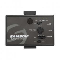 Samson Go Mic Mobile Receiver