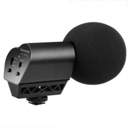 Saramonic Vmic Stereo Shotgun Microfoon