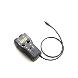 Saramonic microfoonadapter SmartRig+ voor DSLR en Smartphone (iOS/Android)