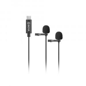 BOYA BY-M3D clip-on lavalier microfoon