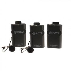 BOYA BY-WM4 Pro-K2 Duo Lavalier