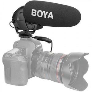 BOYA BY-BM3031 Condensator Shotgun Richtmicrofoon