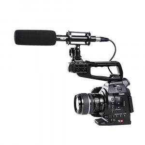 BOYA PVM1000 professionele condensator shotgun microfoon