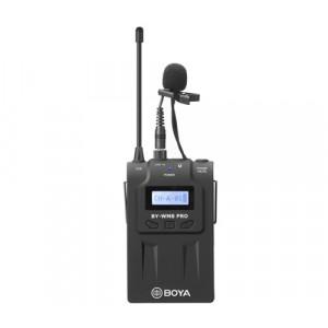 BOYA UHF BY-WM8 Pro-K1 Duo Lavalier Microfoon Draadloos