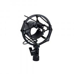DAP D1701 studiomicrofoon shockmount zwart 44-48 mm