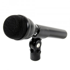 Electro-Voice RE50 N/D B dynamische handheld reporter microfoon