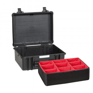 Explorer Cases 4820 beschermkoffer met vakverdeler (verstelbaar)
