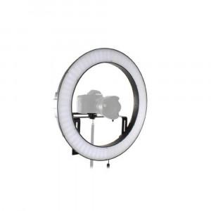 Falcon Eyes Bi-Color LED Ringlamp DVR-512DVC op 230V - dimbaar