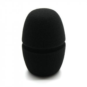FC1806 zwart geflockt