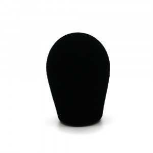 FC4204 zwart geflockt
