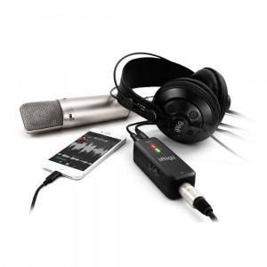 IK iRig Pre HD microfoon-interface