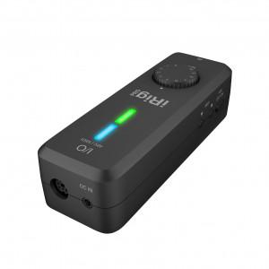 IK Multimedia iRig Pro I/O mobiele audio/MIDI interface